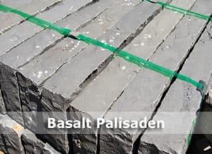 Basalt Palisaden