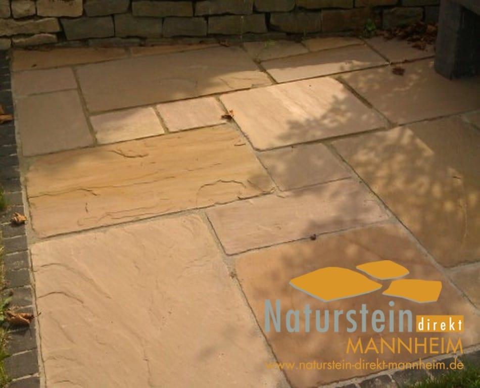sandstein terrassenplatten